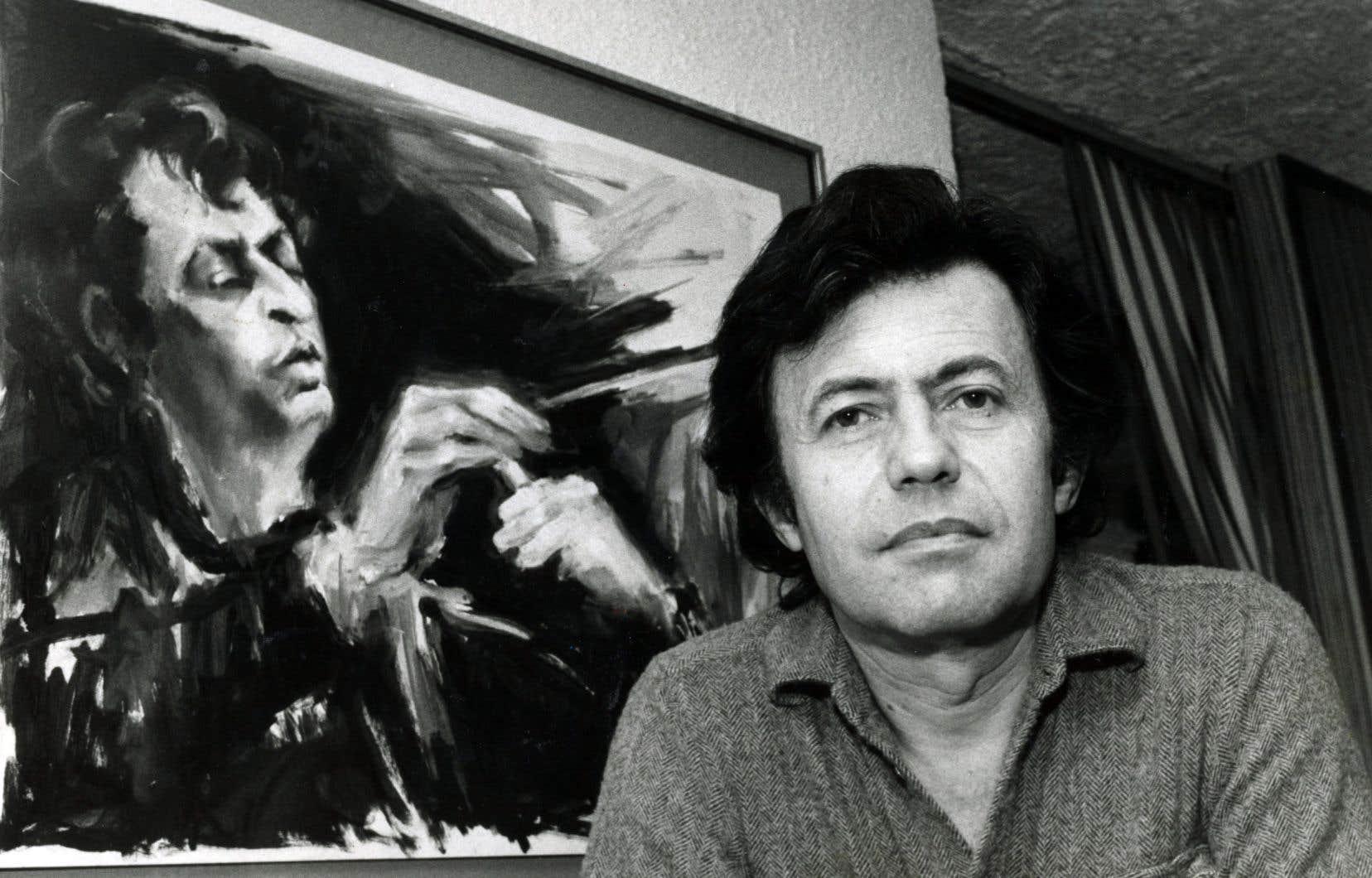 Arrivé au Québec en 1964, le caricaturiste Jean-Pierre Girerd a notamment dessiné dans «Métro-Express» et dans le «Petit Journal». Il est avant tout connu pour son travail à «La Presse».