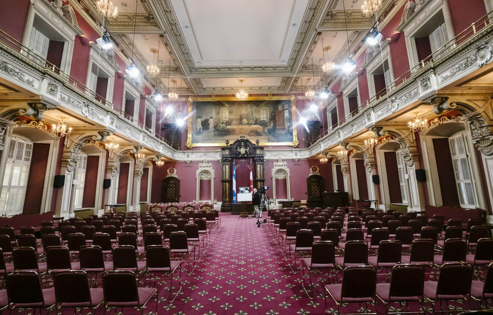 «L'unique condition pour déclencher l'obligation de négocier est une résolution de l'Assemblée nationale qui demande des modifications précises à la Constitution», note l'auteur.