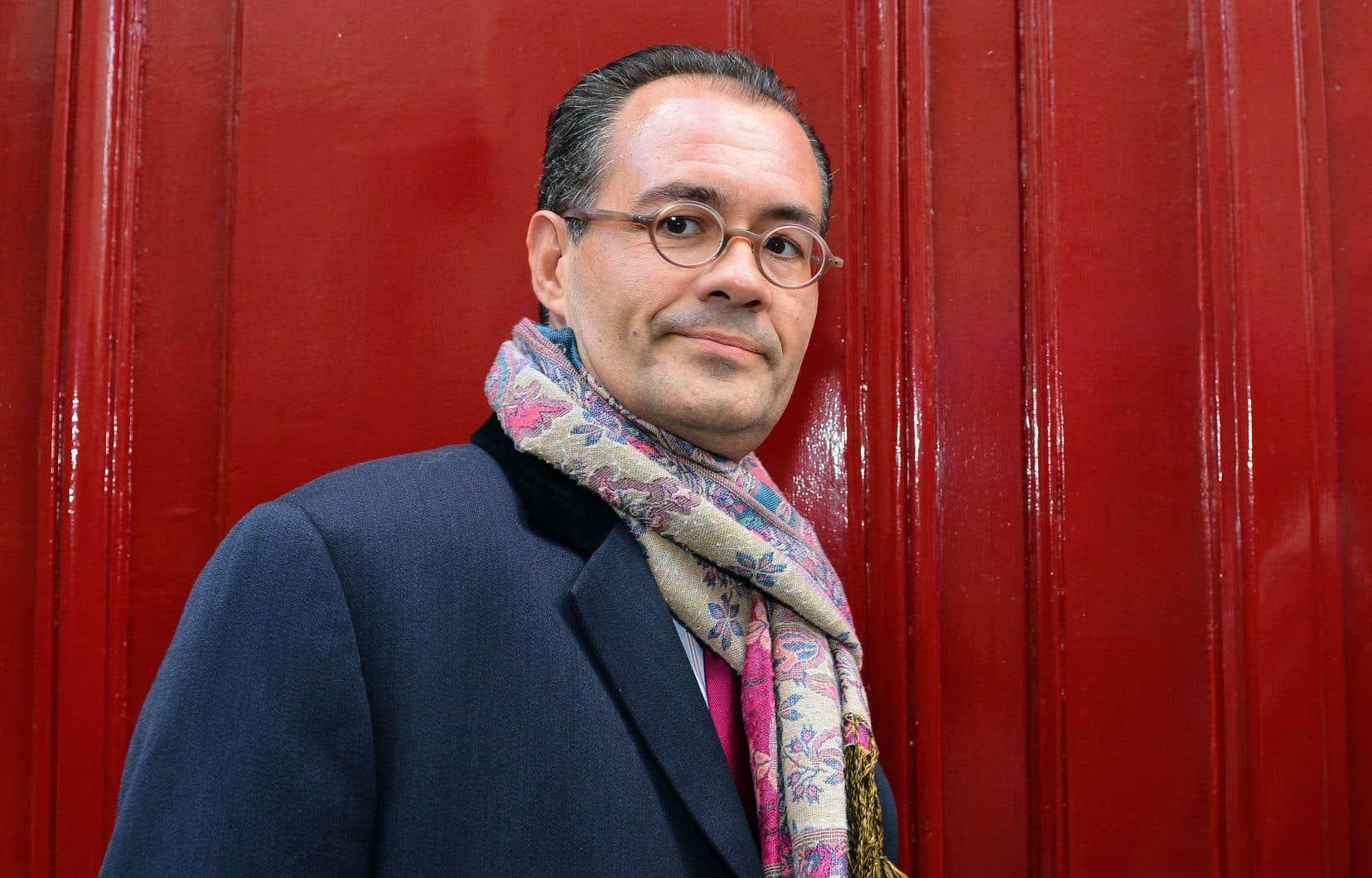 Ancien conseiller de Nicolas Sarkozy à l'Élysée, Camille Pascal est historien de formation.