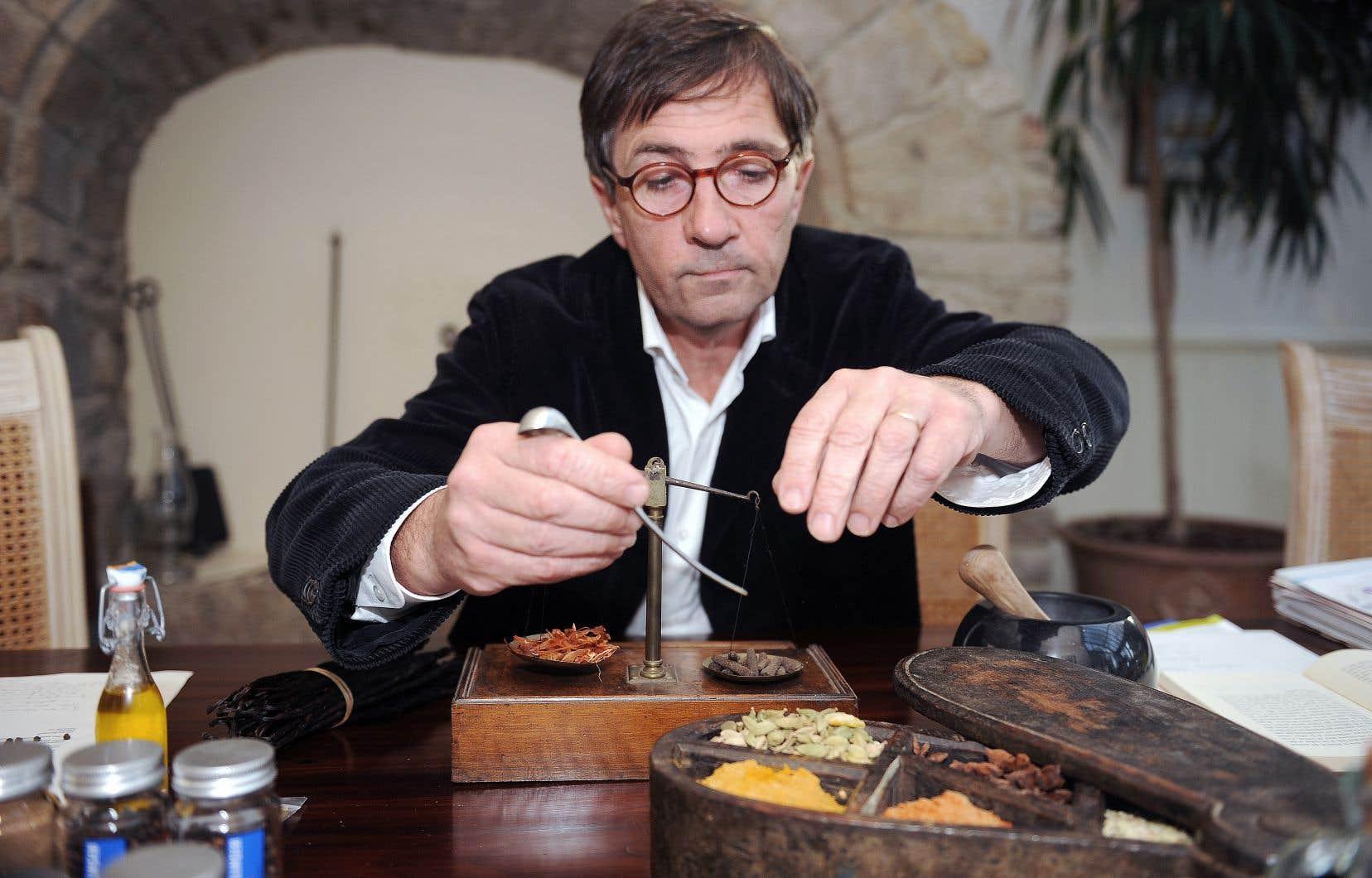 Le chef français Olivier Roellinger, invité d'honneur de l'événement qui se tiendra à Baie-Saint-Paul
