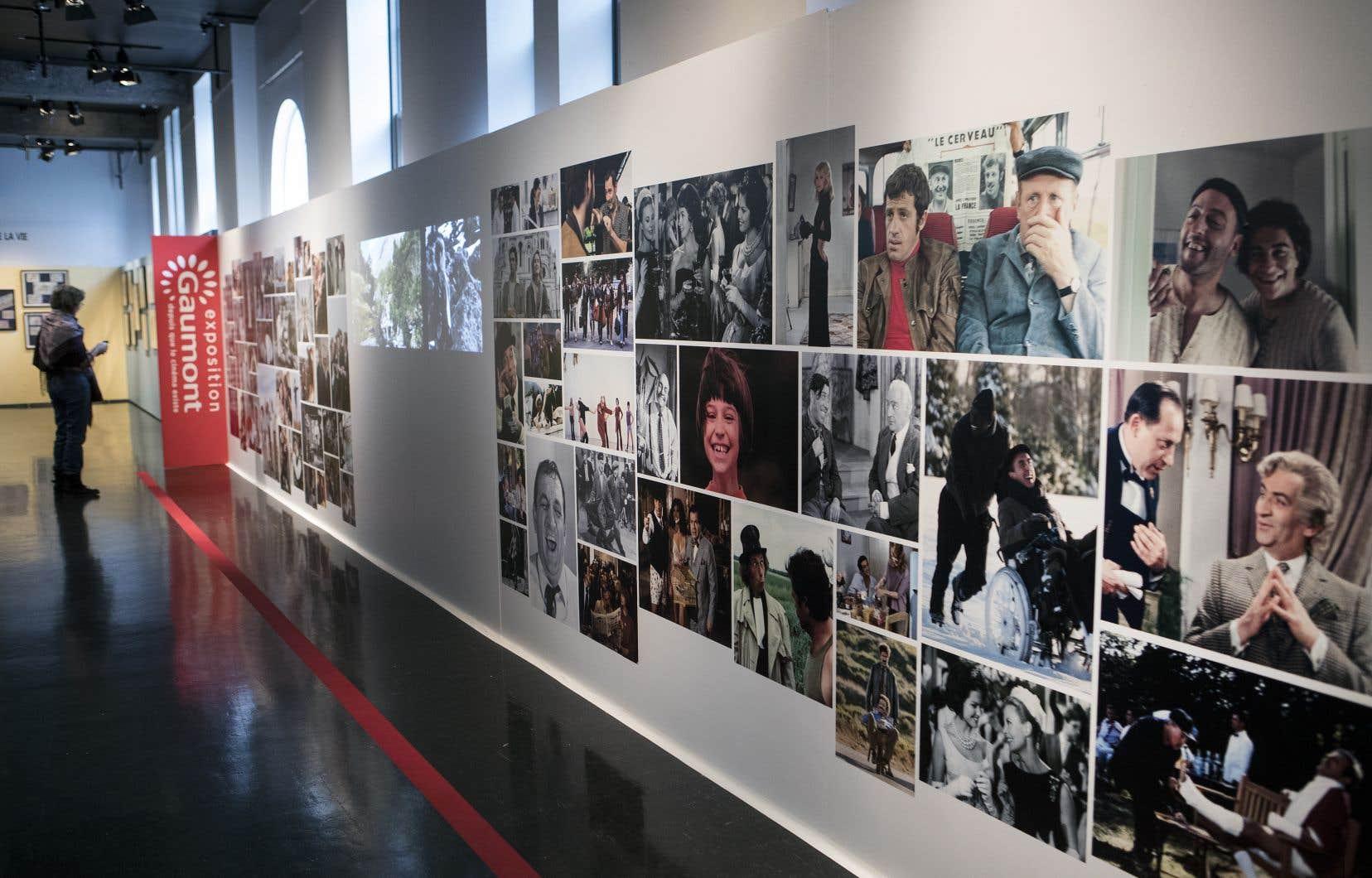 L'exposition «Gaumont, depuis que le cinéma existe»survole l'œuvre de grands noms du cinéma français.