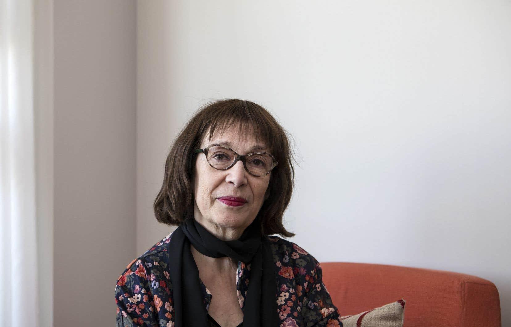 Carole David ne cesse de faire résonner les voix de ceux et celles à qui on apprend à se taire.