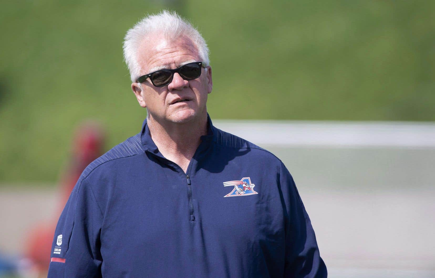 Image result for mike sherman alouettes