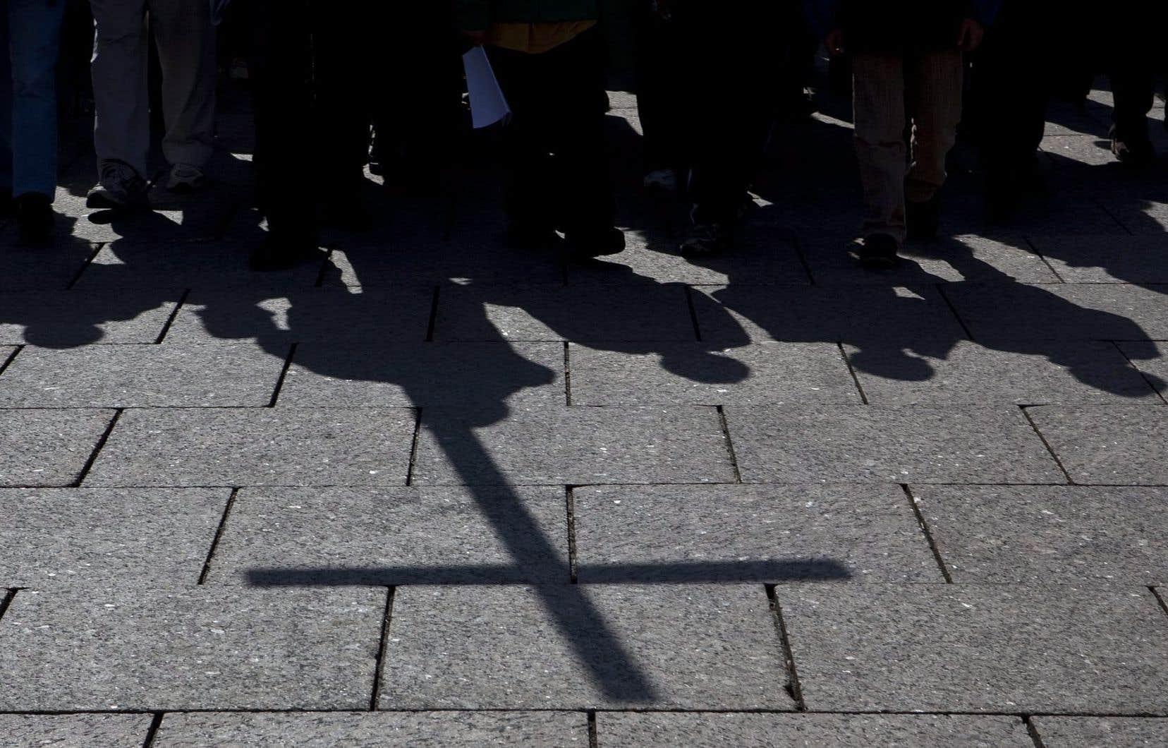 «Nous continuons à réclamer une véritable loi sur la laïcité», affirme l'auteure.