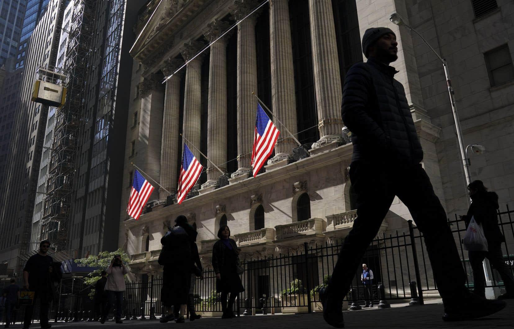 «Cette volatilité accrue n'est plus l'exception, mais est devenue la norme», a constaté Art Hogan de B. Riley FBR.
