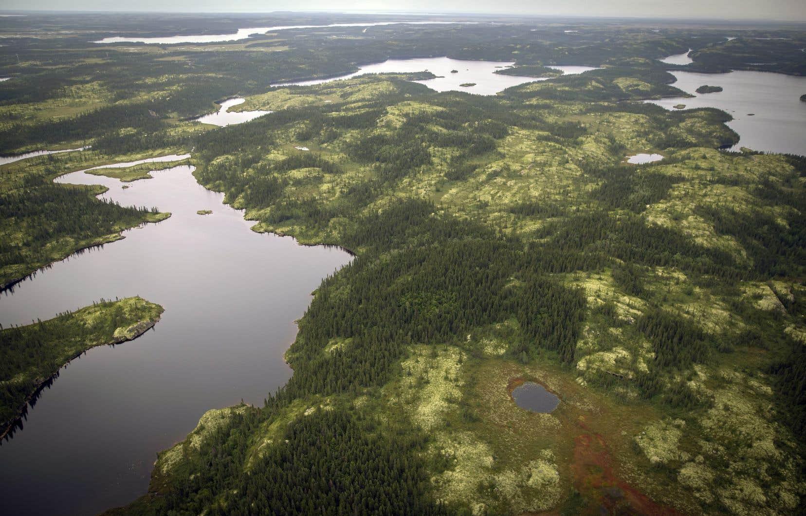 Le Québec doit avoir un plan Nord qui dépasse le seul développement économique.