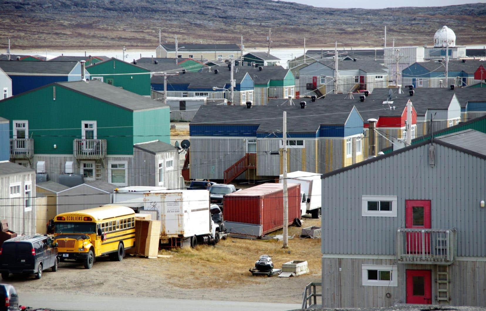 Selon certains médias, il y aurait eu 15 suicides en 2018 au Nunavik, une région habitée par seulement 12 000 personnes.
