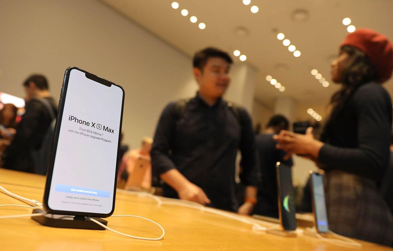 Malgré les polémiques, Apple continue d'engranger des bénéfices records ces dernières années.