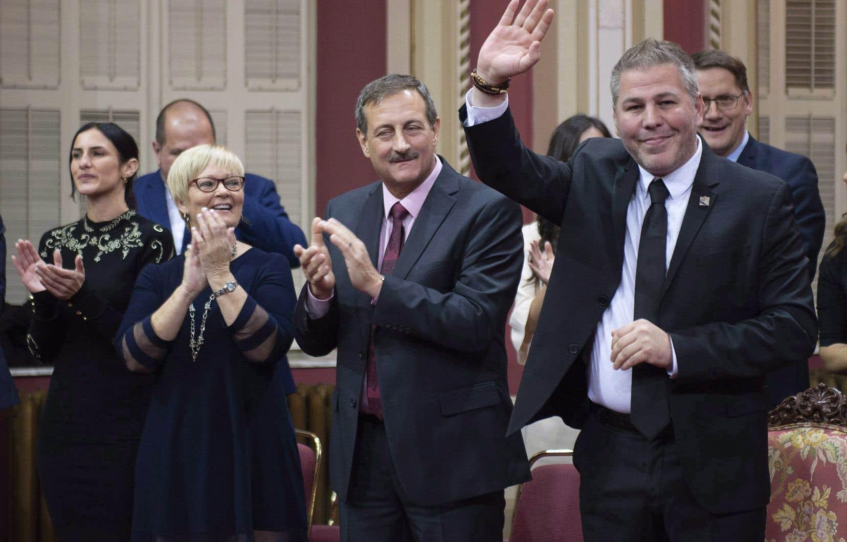 Lors des dernières élections, «le Parti québécois a renié sa nature propre et ce pour quoi il a été fondé en 1968, faire l'indépendance du Québec», estime l'auteur.