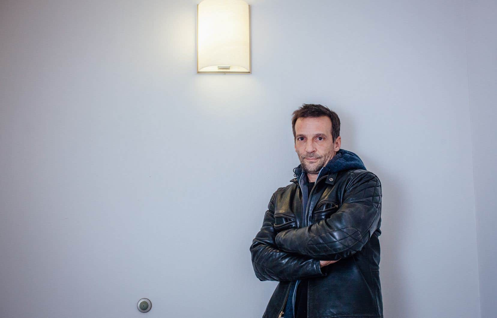 Mathieu Kassovitz est de passage à Montréal, pour «Sparring» et la série «Apocalypse, la paix impossible», dont il est le narrateur.