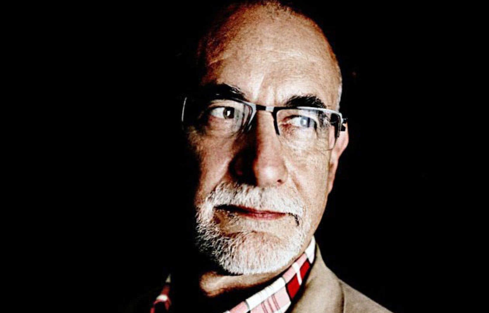 Ian Manook, le plus connu des nombreux pseudonymes de Patrick Manoukian