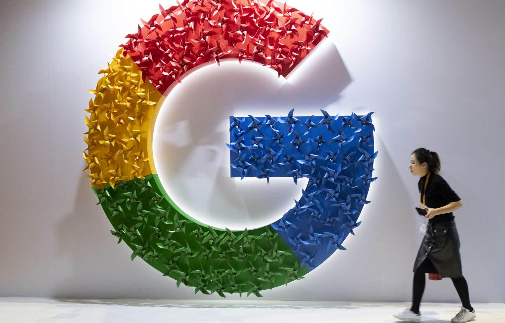 Google promet de communiquer régulièrement le nombre de cas de harcèlement sexuels avérés dans l'entreprise et les mesures disciplinaires prises.