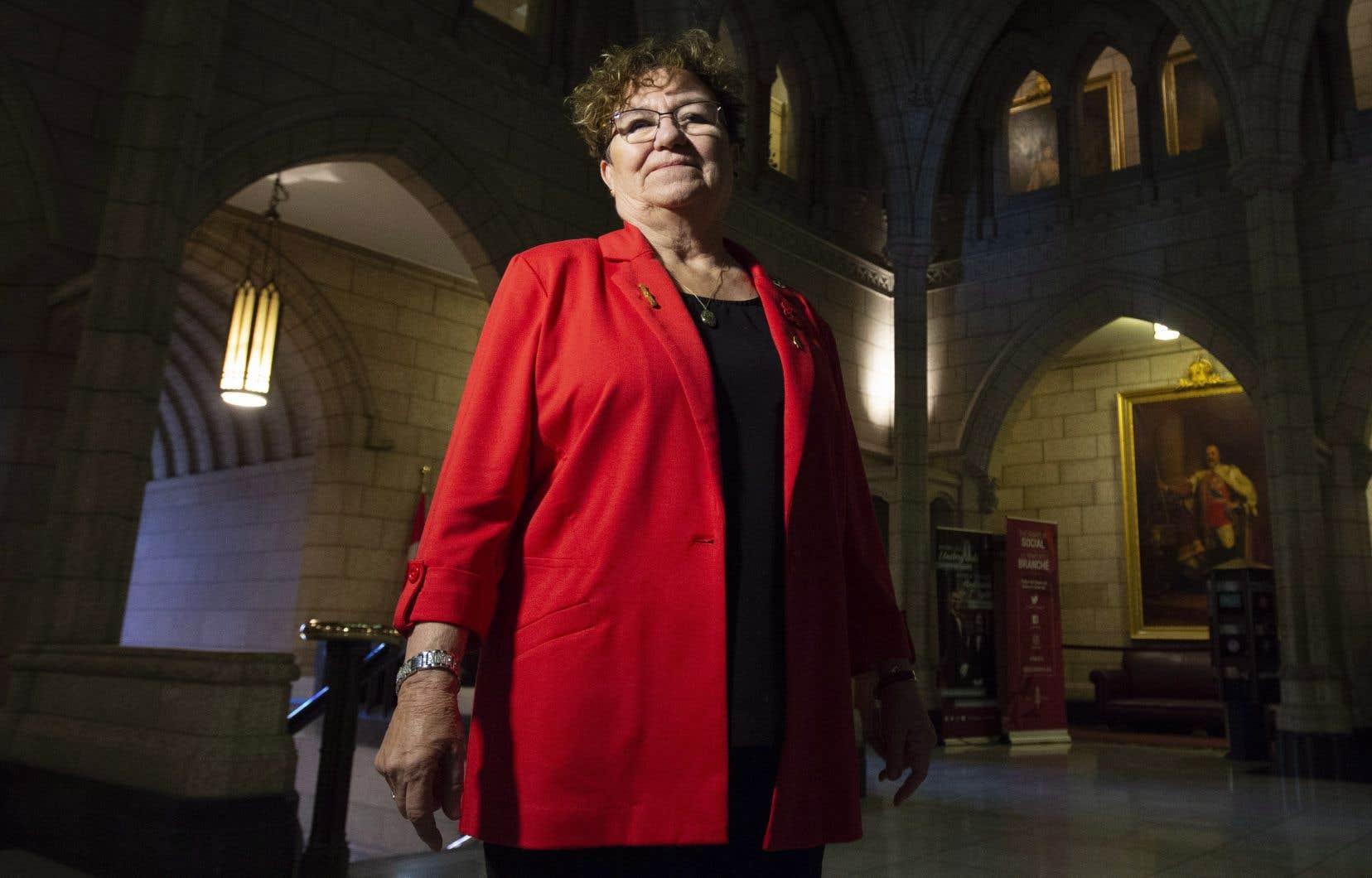 Selon la sénatrice de l'ontario Yvonne Boyer, la stérilisation des femmes autochtones demeure l'une des pratiques les plus odieuses en matière de soins de santé au Canada.