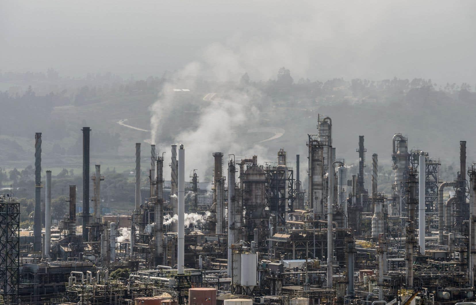La Chine, touchée par un ralentissement économique, et les pays du Moyen-Orient ont vu leurs besoins ralentir, d'après les chiffres de l'OPEP.