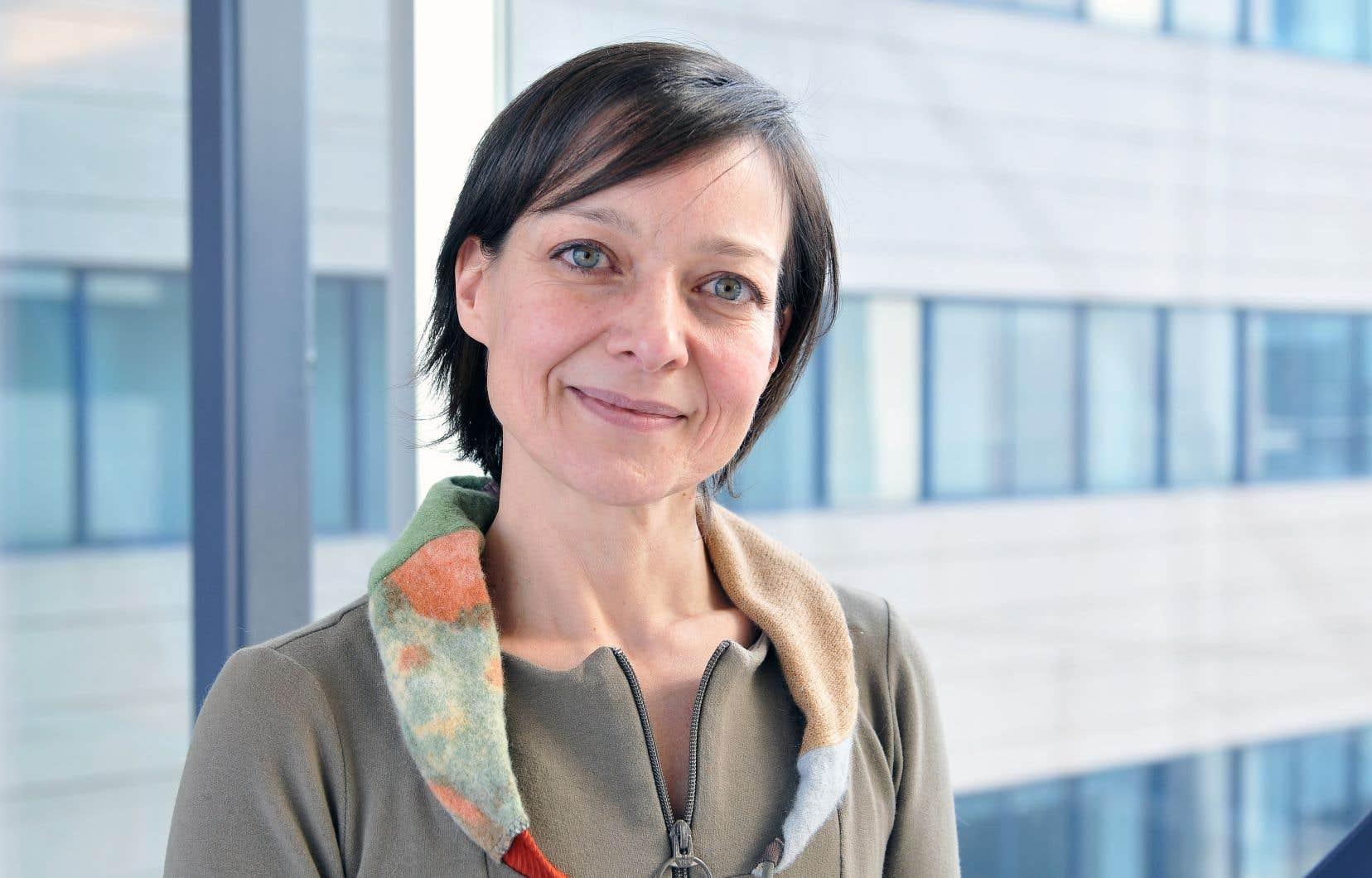 Pascale Lehoux, professeure à l'Université de Montréal et experte en matière d'innovation en santé