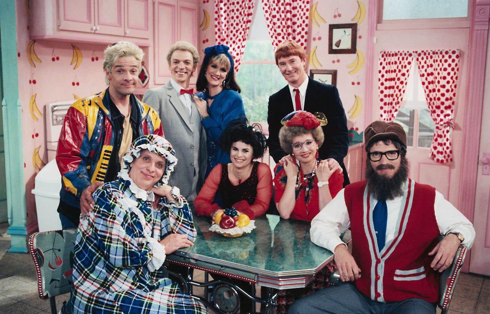 La populaire série humoristique «La petite vie», diffusée entre 1993 et 1998, a battu des records canadiens d'audience, rassemblant quelquefois jusqu'à 4millions de téléspectateurs devant le petit écran.