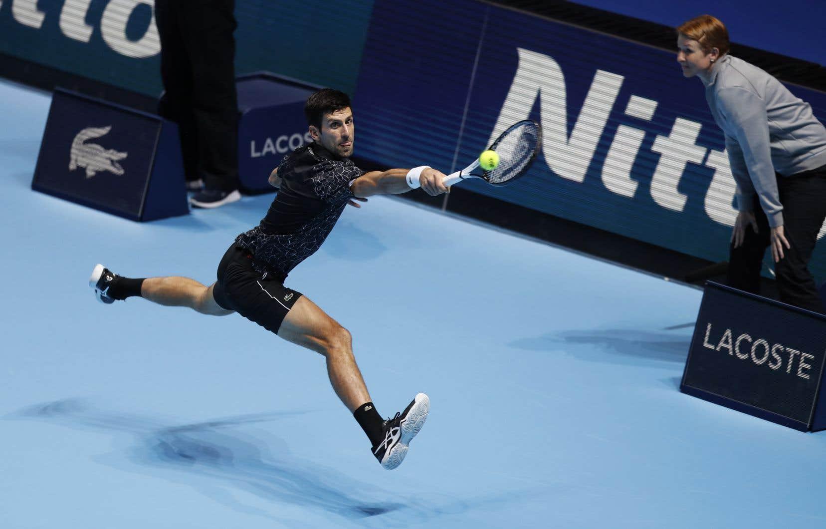 Le vétéran âgé de 31ans a mis un terme à une séquence de deux ans sans titre du Grand Chelem en remportant le tournoi de Wimbledon en juillet.