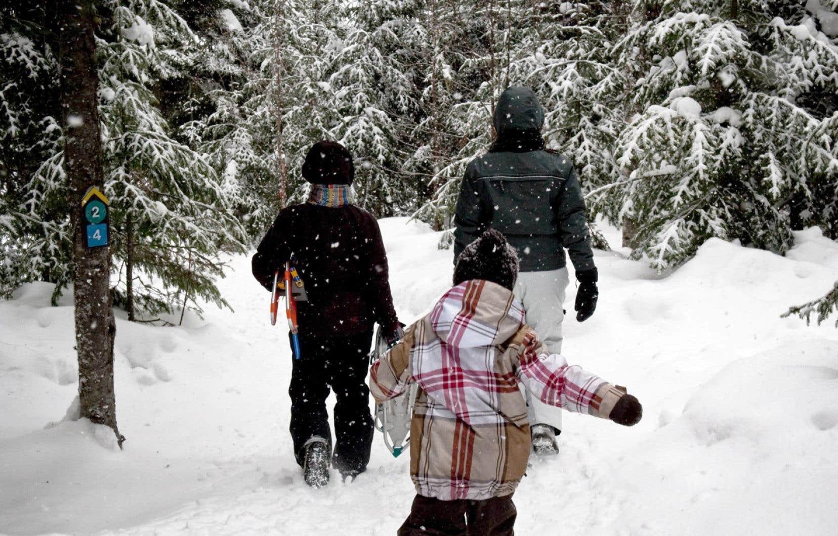 Les gens de la forêt, ce sont aussi ceux qui y pratiquent des activités récréotouristiques.