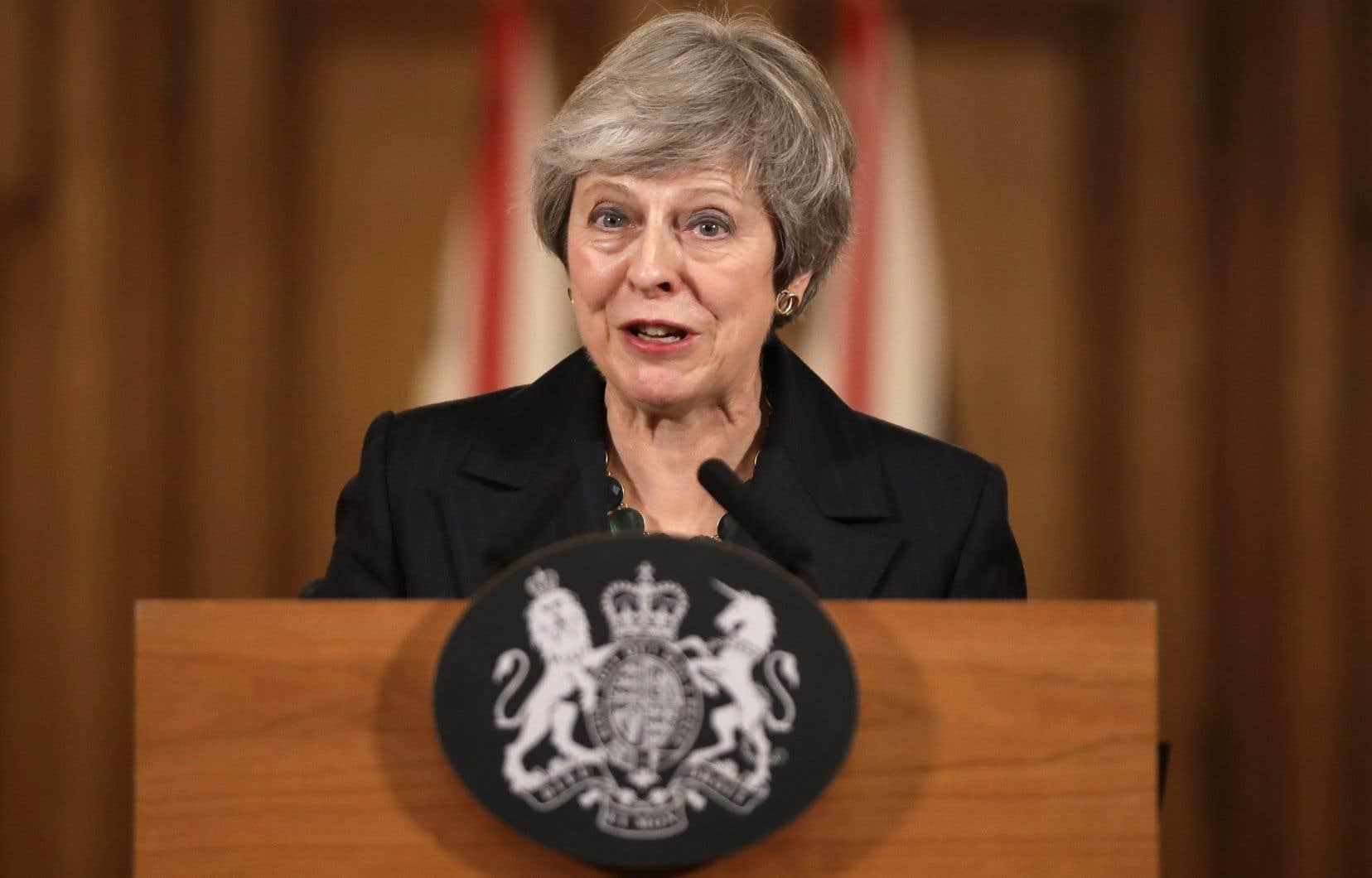 Après plus de seize mois de négociations avec l'Union européenne, la première ministre britannique, Theresa May, apparaît toujours loin du compte.