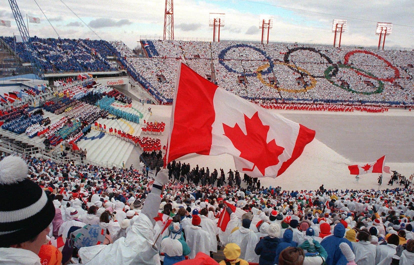 Calgary a accueilli les Jeux olympiques d'hiver de 1988.