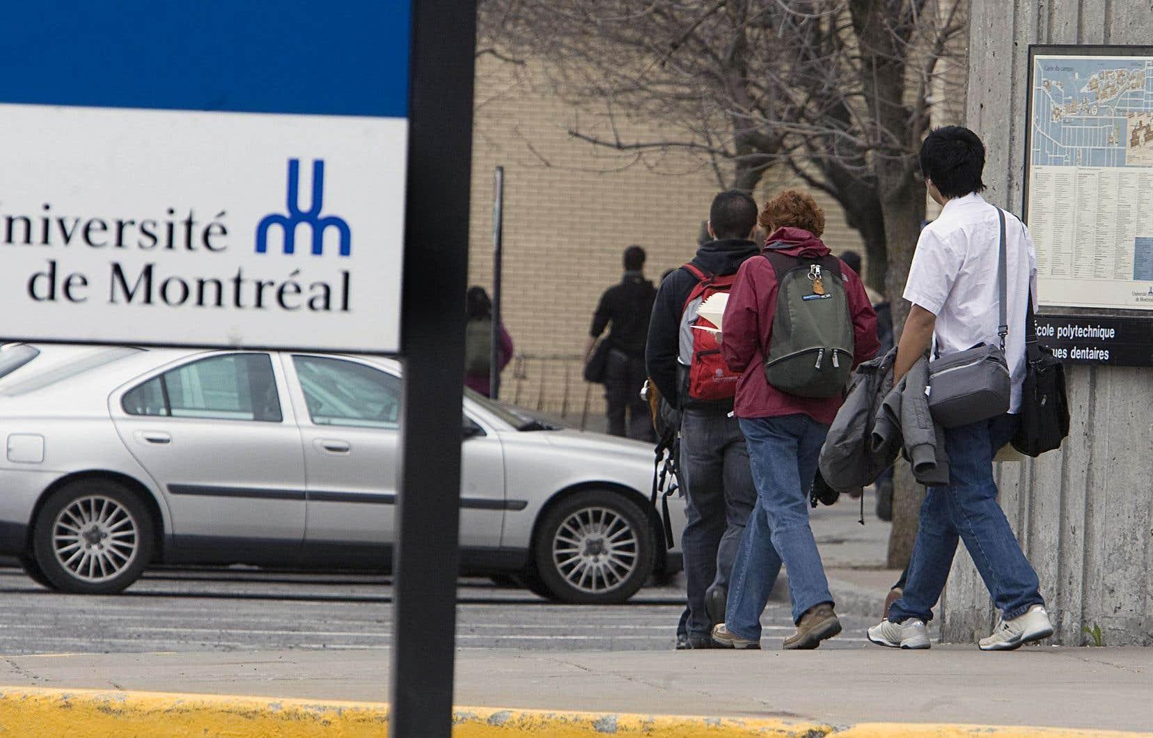 La Fédération des associations étudiantes de l'Université de Montréal se dit «relativement satisfaite du contenu» de la politique, se réjouissant d'y retrouver plusieurs de ses recommandations.