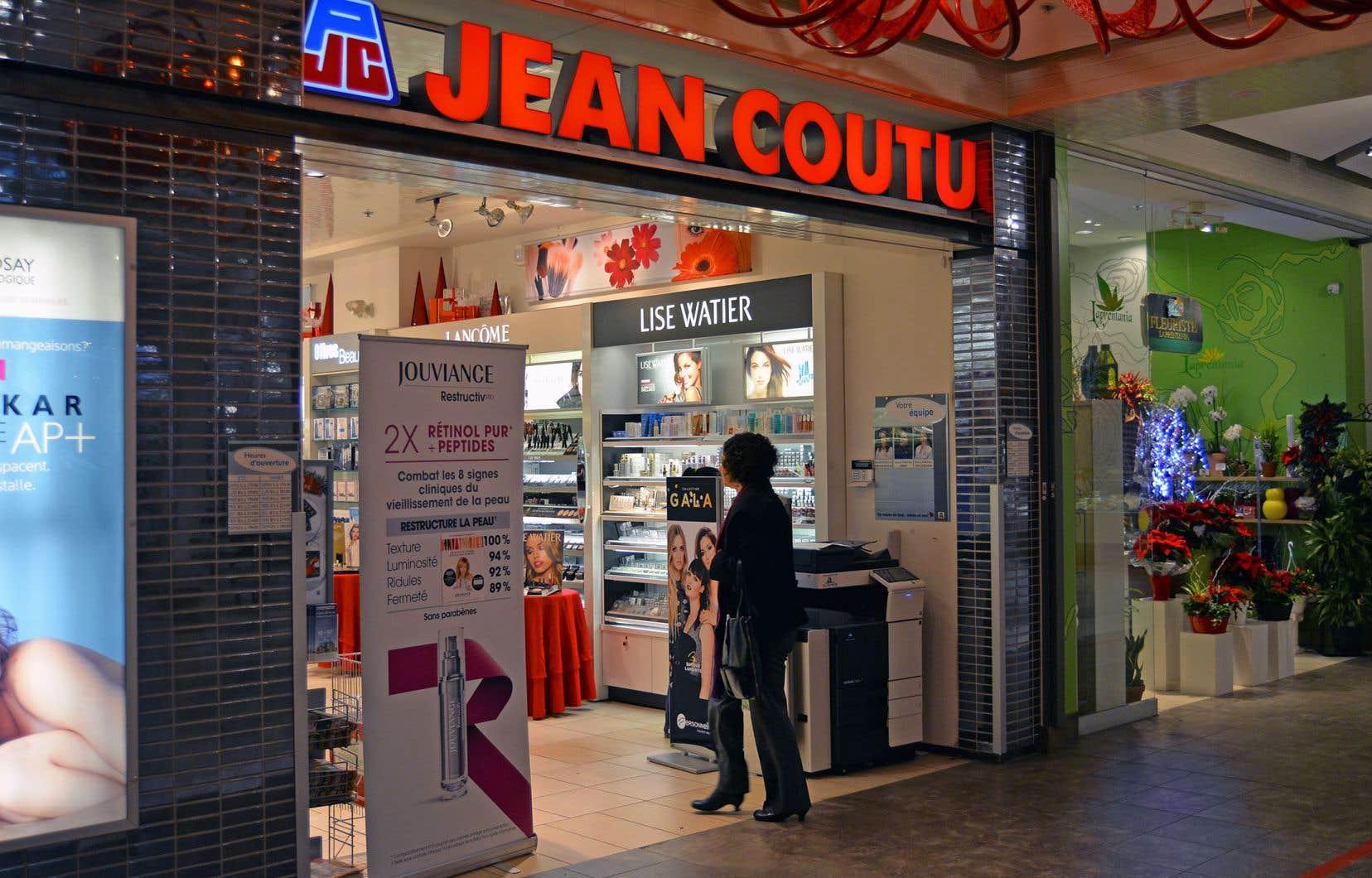 Les pharmacies Jean Coutu ont commencé à proposer certains des produits des marques privées Sélection et Irrésistibles de Metro.