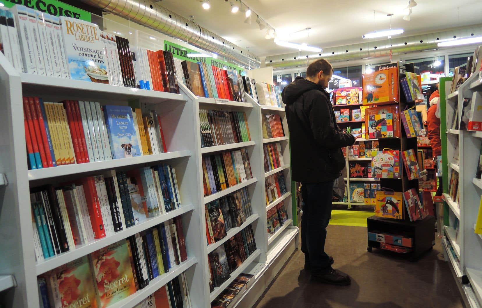La SODEC a décidé de valoriser le dynamisme des libraires.
