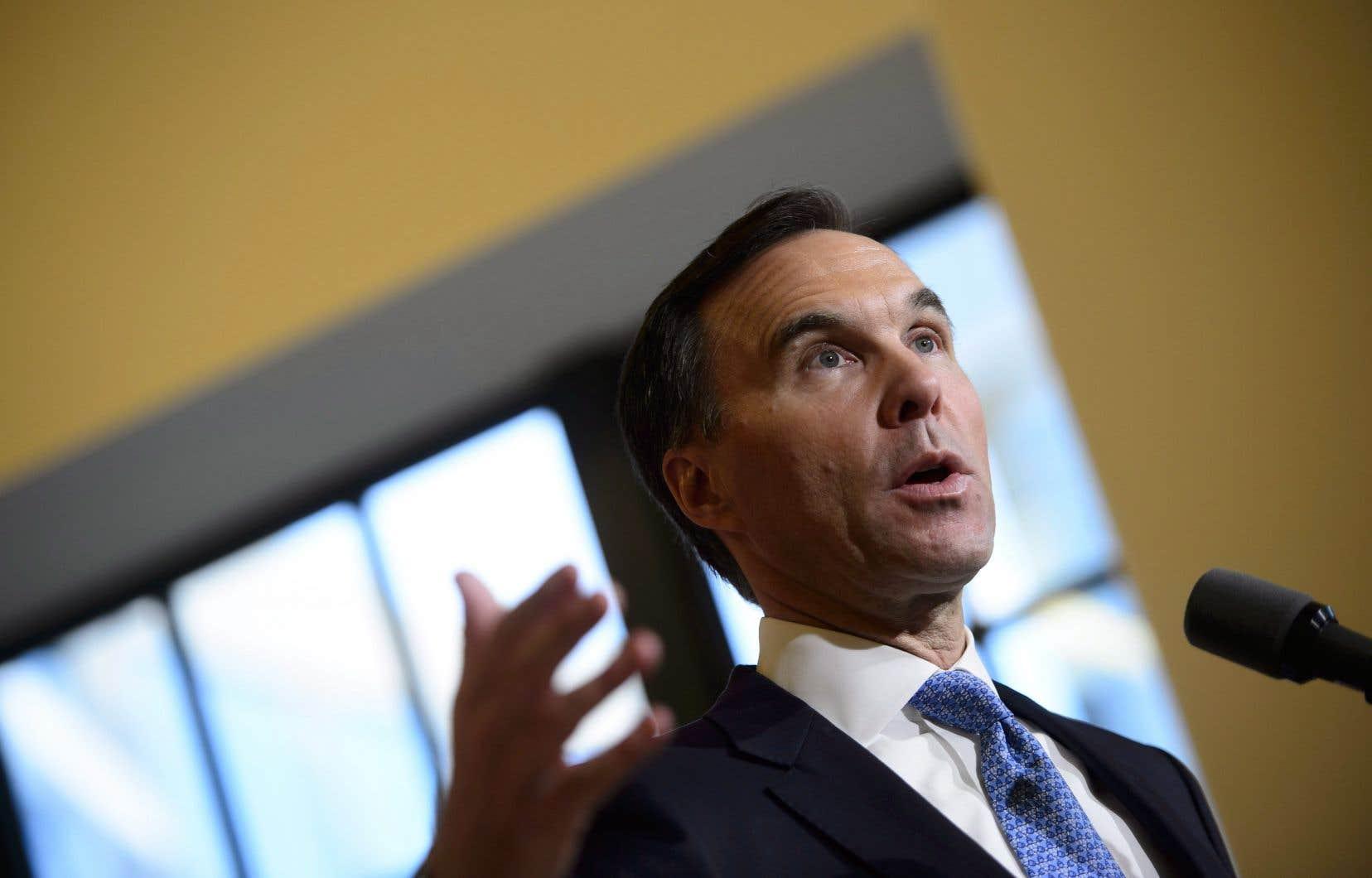 Ottawa est convaincu qu'il sera «tout à fait possible» d'accommoder tout le monde dans un régime double, a dit le ministre Morneau.