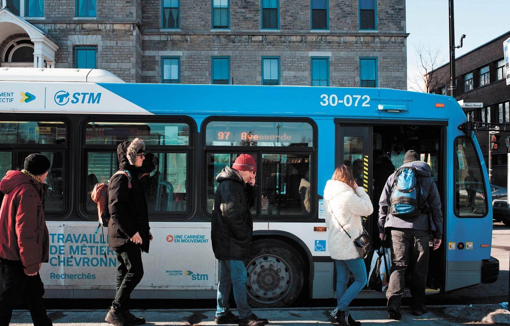 Le président de Trajectoire Québec estime qu'on gagnerait davantage à évaluer la part modale des transports collectifs par rapport à l'auto solo, plutôt que de calculer uniquement l'achalandage.