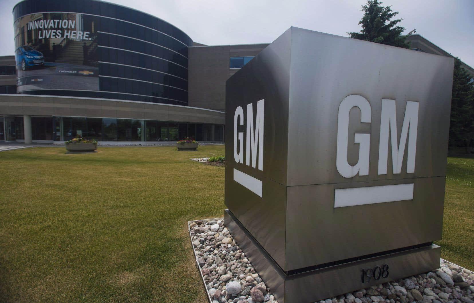 Une porte-parole de GM a dit que l'entreprise n'avait aucune nouvelle à communiquer dimanche soir et ne formulera aucun commentaire basé sur des spéculations.