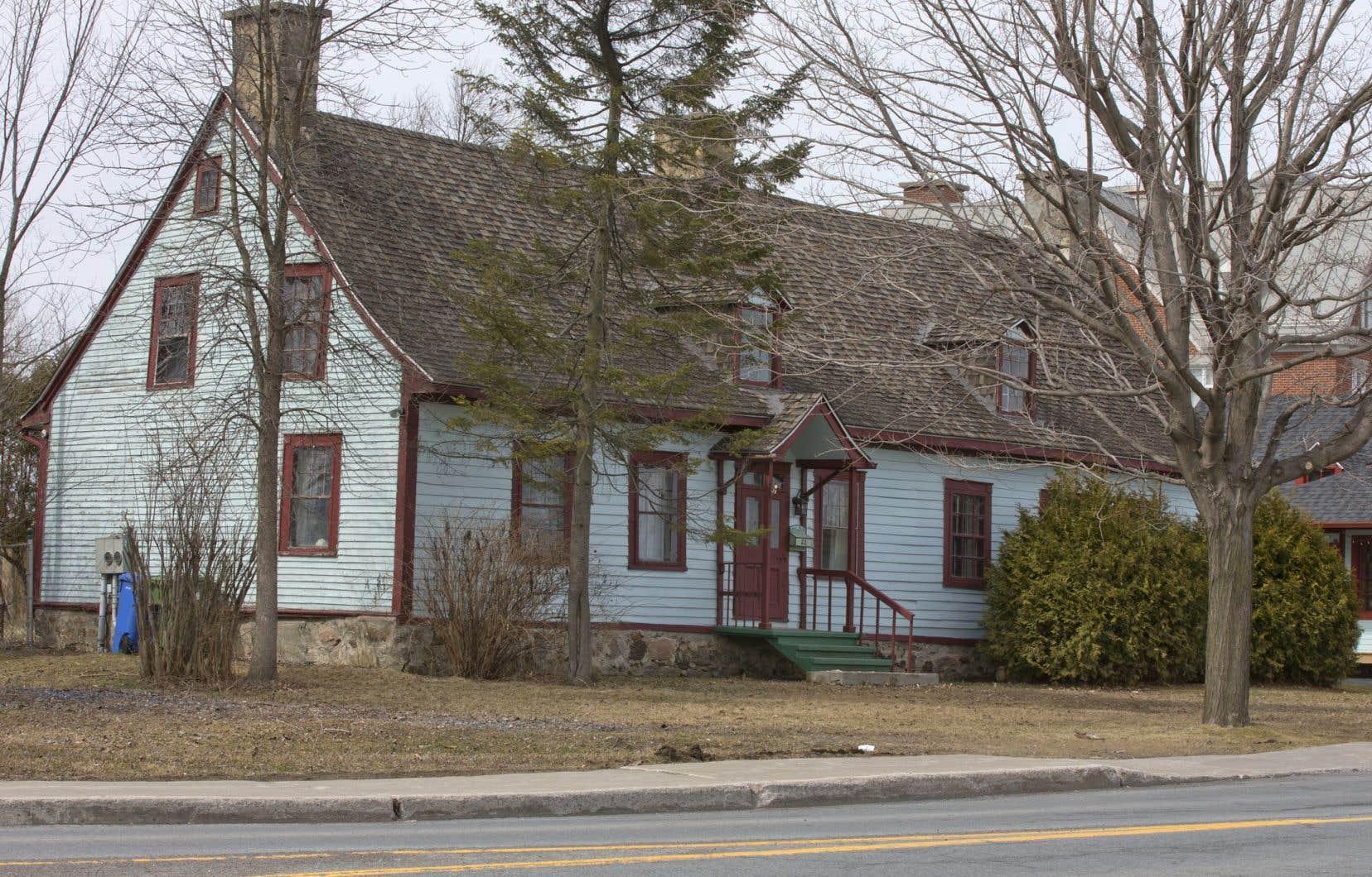L'état de dégradation de la maison était trop avancé pour la restaurer, selon la Ville.
