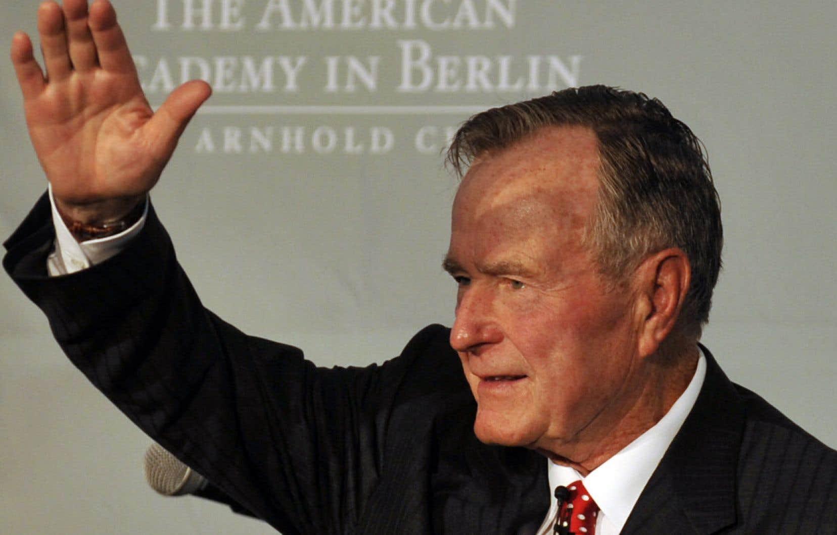 George Bush père, 41e président des États-Unis, est mort à l'âge de 94 ans