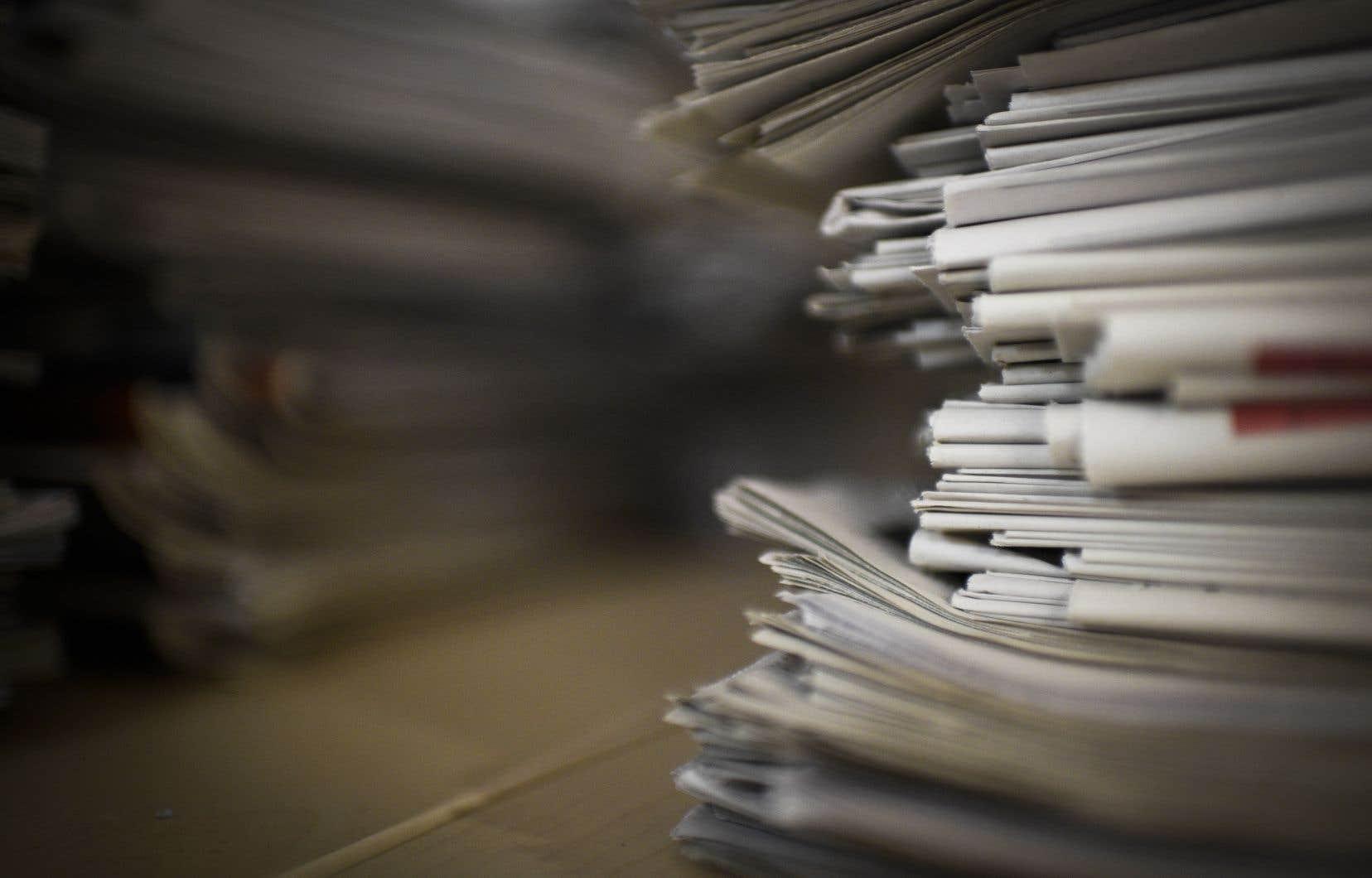 Le nouveau comité d'experts indépendants promis par Ottawa doit déterminer ce qu'est le journalisme professionnel.