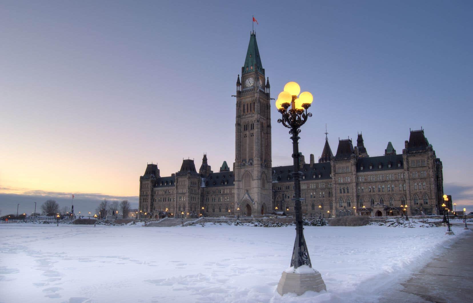 Ottawa tient à rappeler que son projet de loi C-86 ne vise que les institutions tombant sous la responsabilité fédérale.