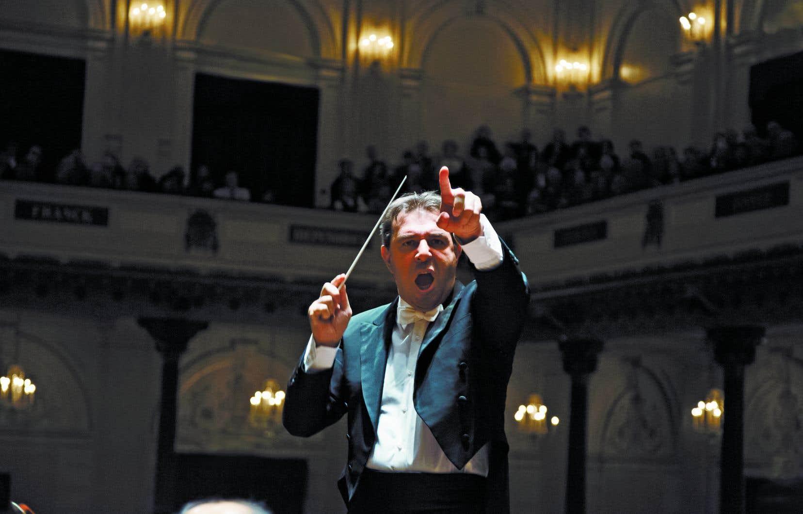 Le chef d'orchestre Daniele Gatti a été nommé directeur musical de l'Opéra de Rome.