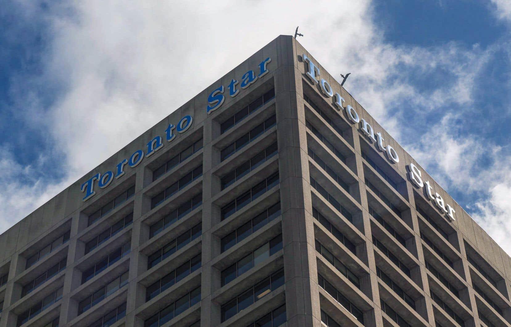 Le Bureau de la concurrencea allégué, dans des documents judiciaires, que Torstar et Postmedia Network Canadaavaient conspiré dans leur accord pour échanger des journaux.
