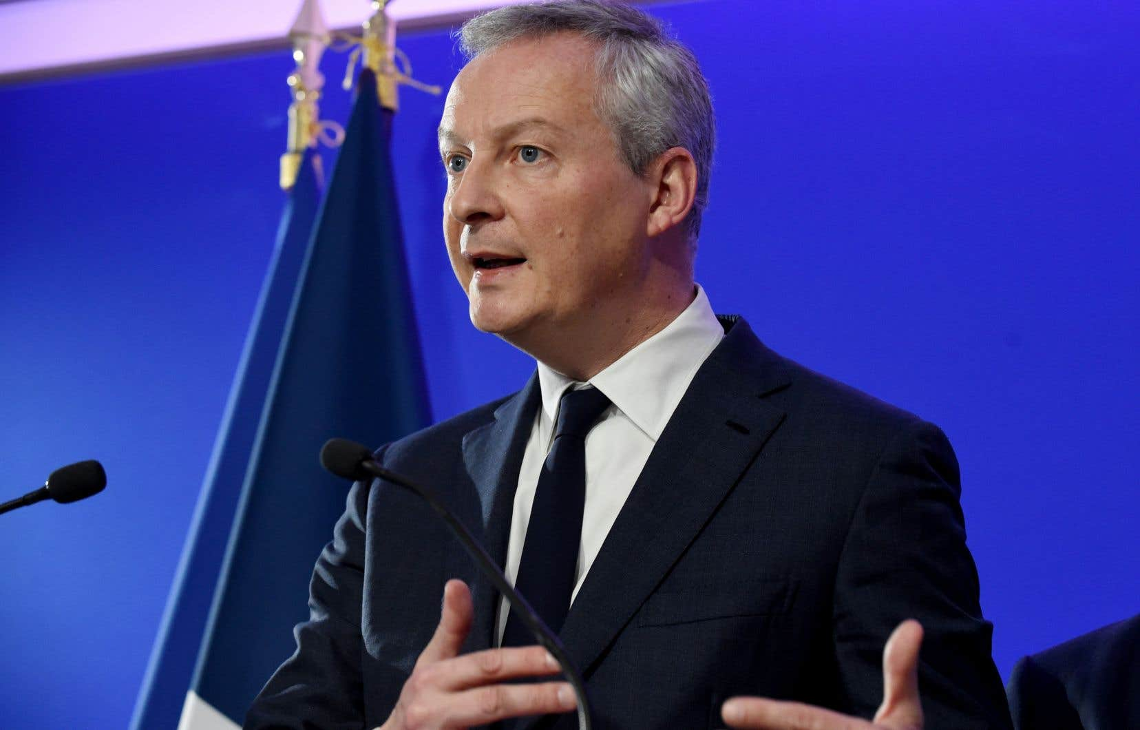 <p>«Je préfère revoir nos ambitions […] Cette fois-ci, nous pouvons avoir un résultat, car nous avons adopté une attitude plus conciliante», a reconnu le ministre français des Finances, Bruno Le Maire.</p>