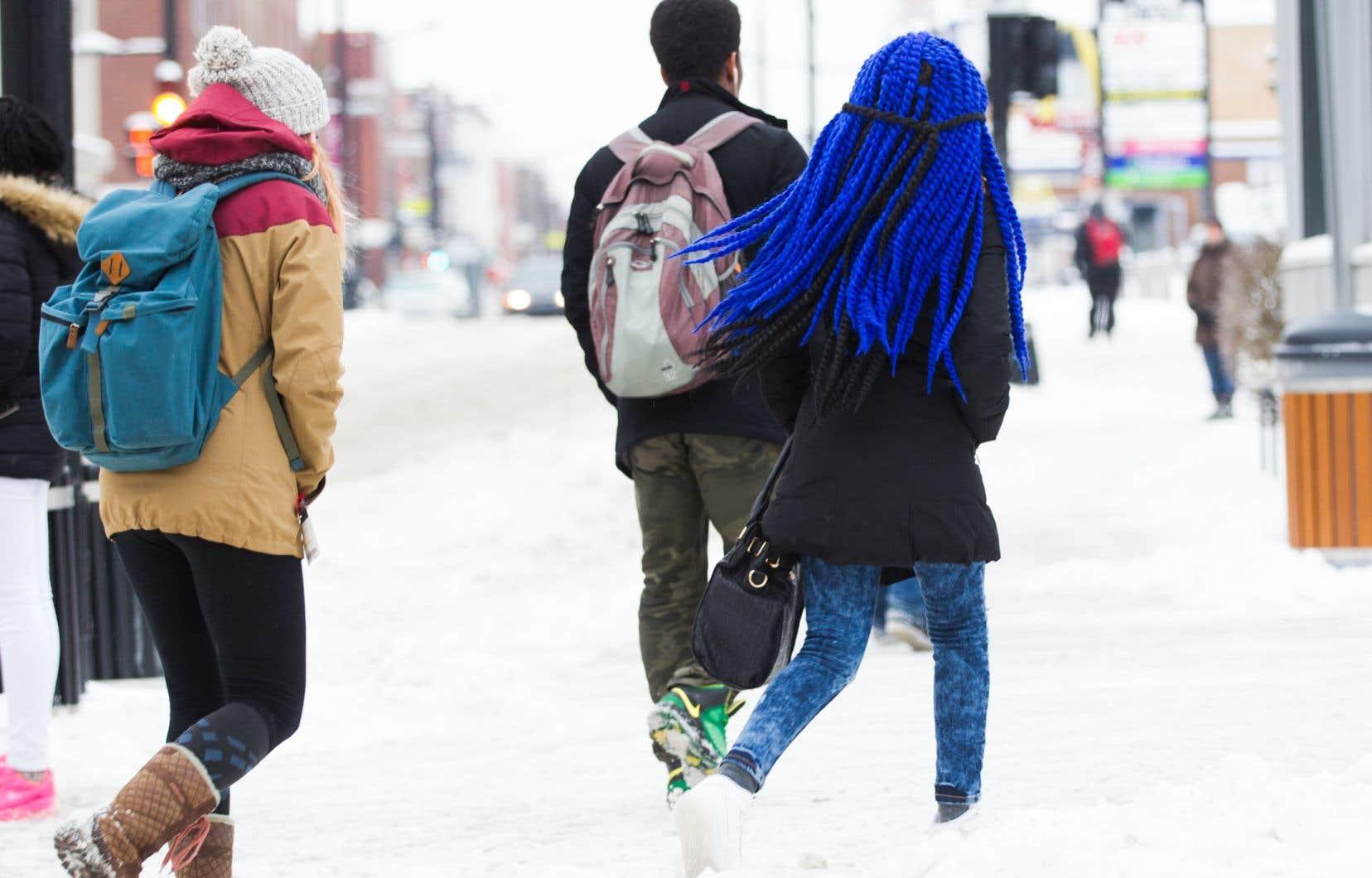 L'ISQ a sondé quelque 62 000 jeunes, qui ont rempli un questionnaire sur la santé mentale, la santé physique et les habitudes de vies.<br />