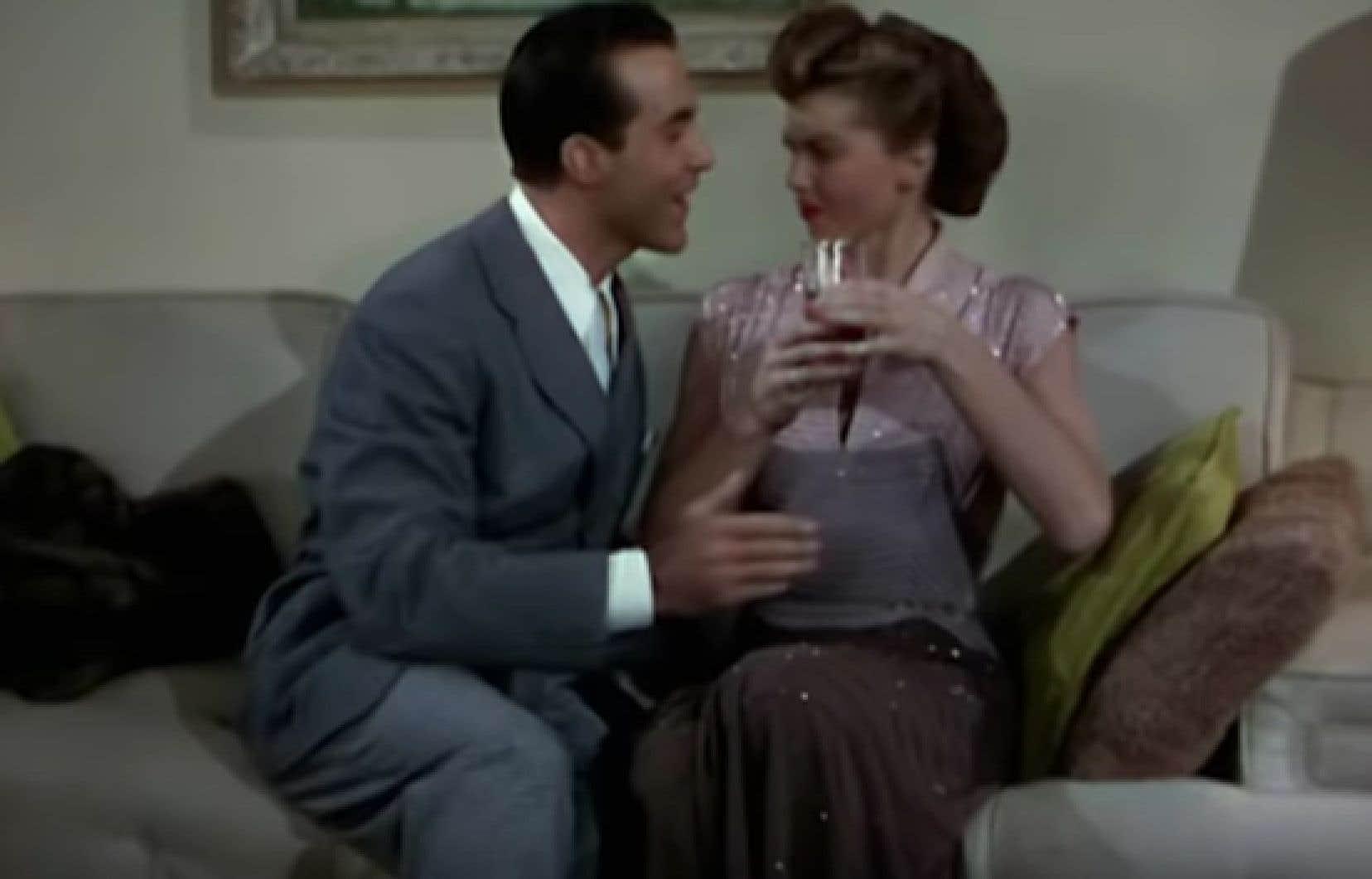 Dans le film<em>La Fille de Neptune</em>, la chanson était interprétée par Esther Williams et Ricardo Montalban.