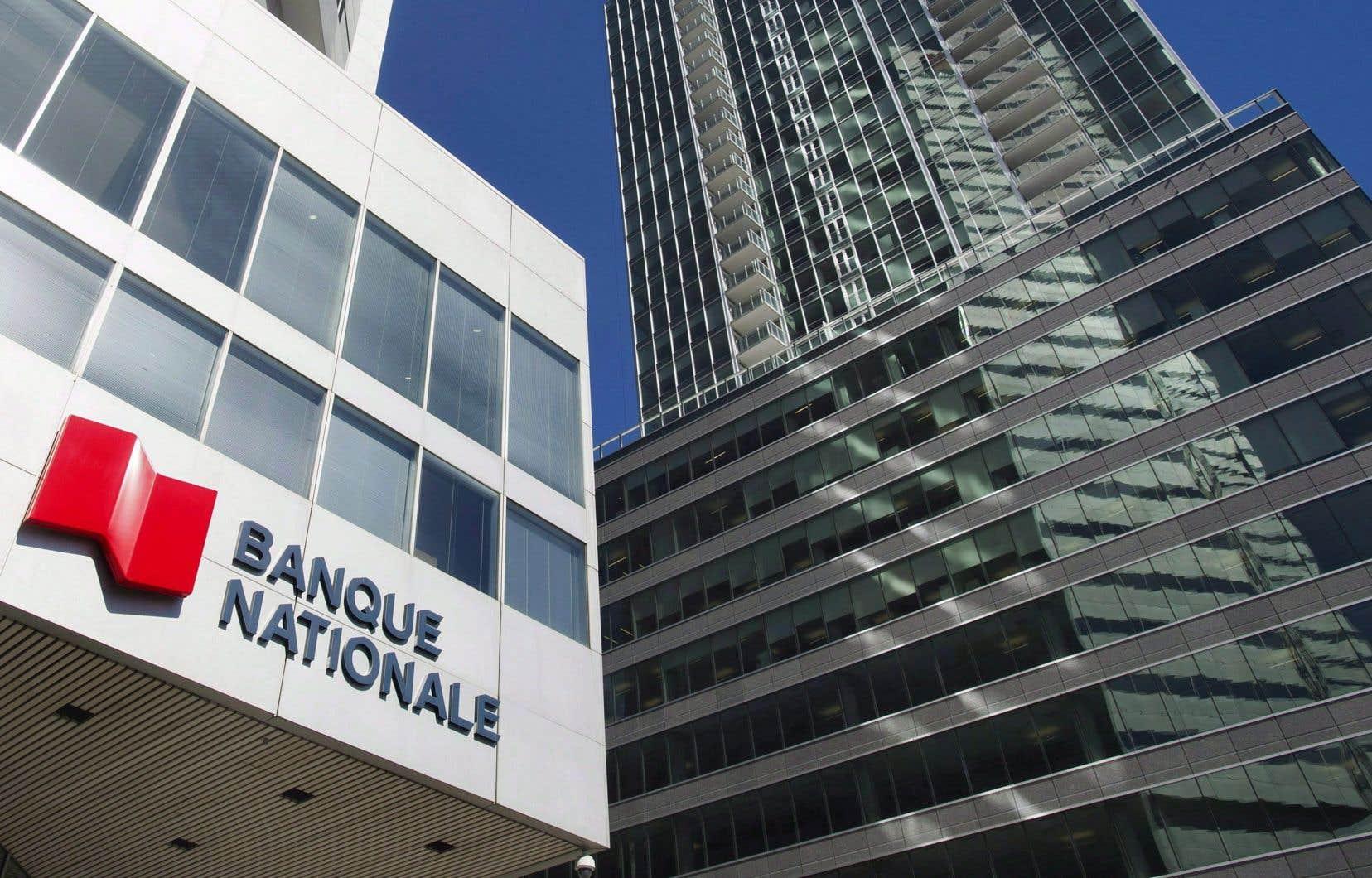 Le bénéfice de la banque montréalaise s'est établi à 1,52$ par action pour le trimestre clos le 31octobre.