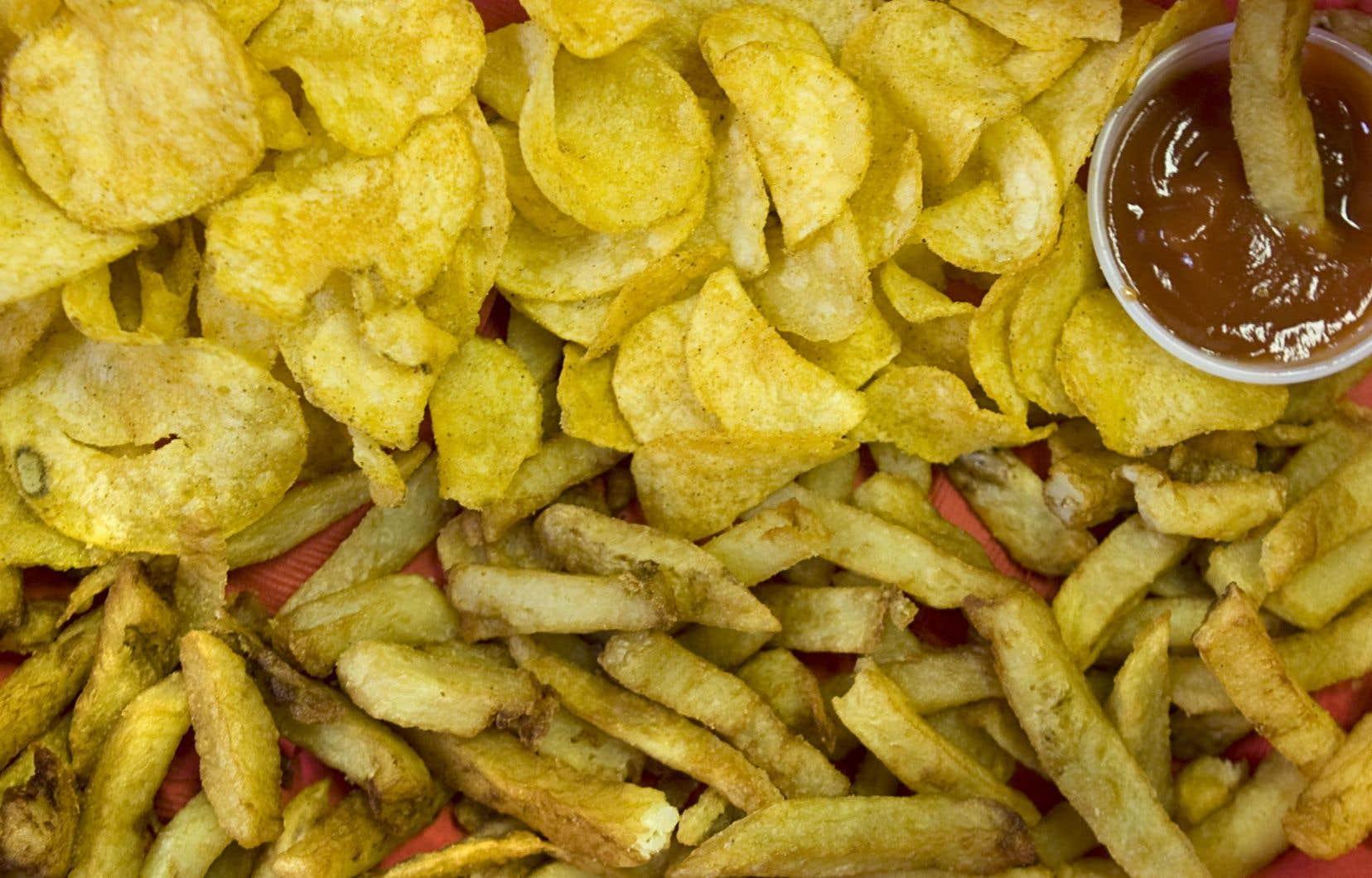 <p>81 % des participants à l'étude consomment plus de sel que la limite prescrite et 74 % des participants ont un apport en gras saturés qui dépasse la limite quotidienne recommandée.</p>