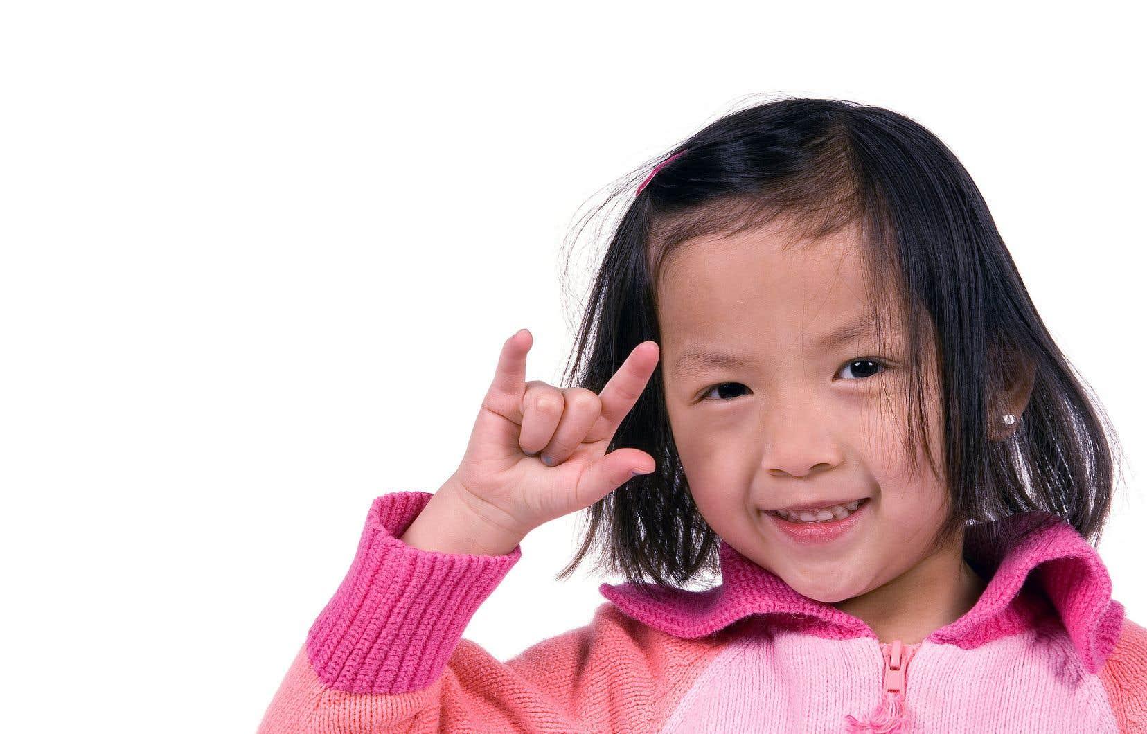La langue des signes adaptée aux tout-petits, d'abord popularisée aux États-Unis au tournant des années 1980, fait de plus en plus d'adeptes au Québec.