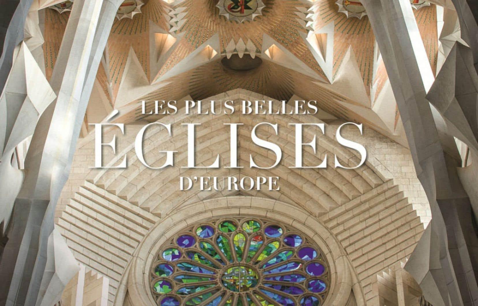 Les Plus Belles Glises DEurope Textes De Jacques Bosser Et Photos