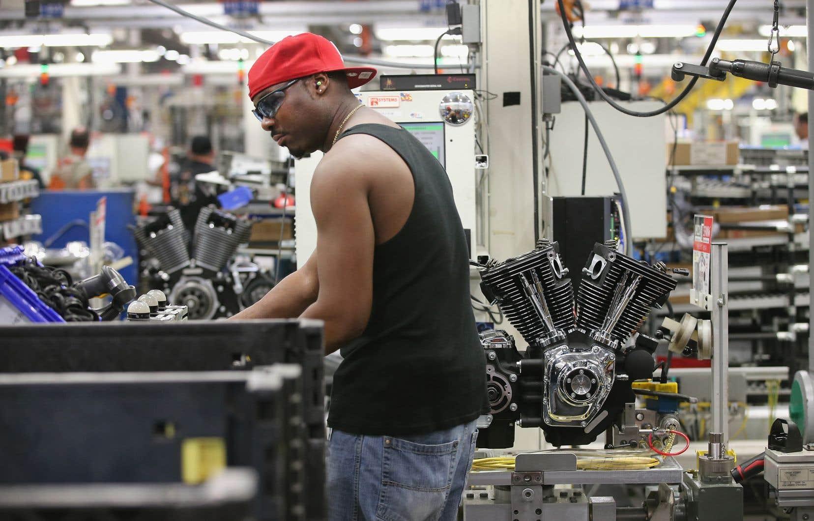 Les créations d'emplois ont été moins fortes que prévu, a annoncé vendredi le département du Travail.