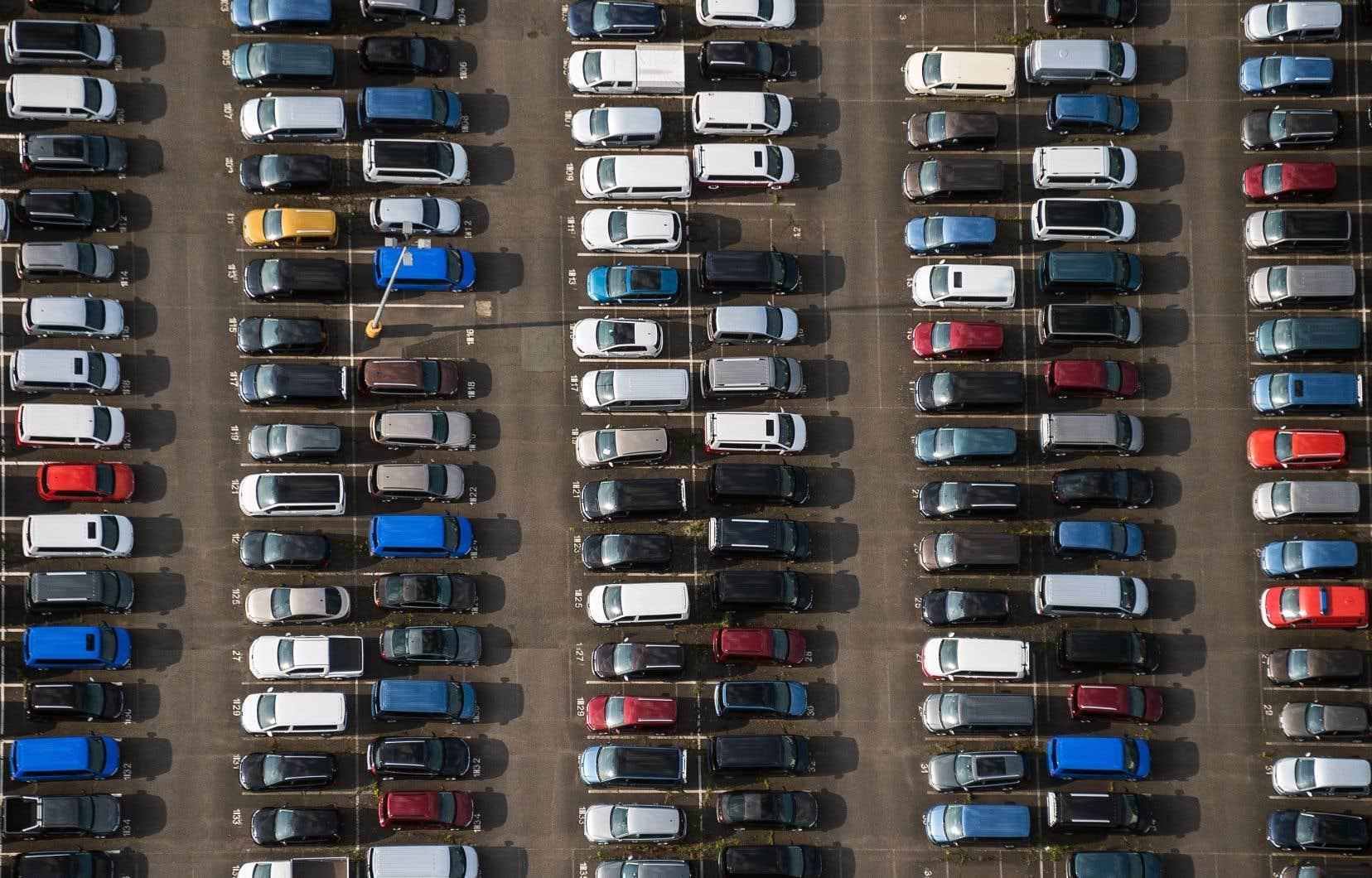 Les constructeurs automobiles disposent, à titre d'industrie, d'un budget publicitaire annuel de près de 500millions de dollars, et ce, seulement pour le Québec.