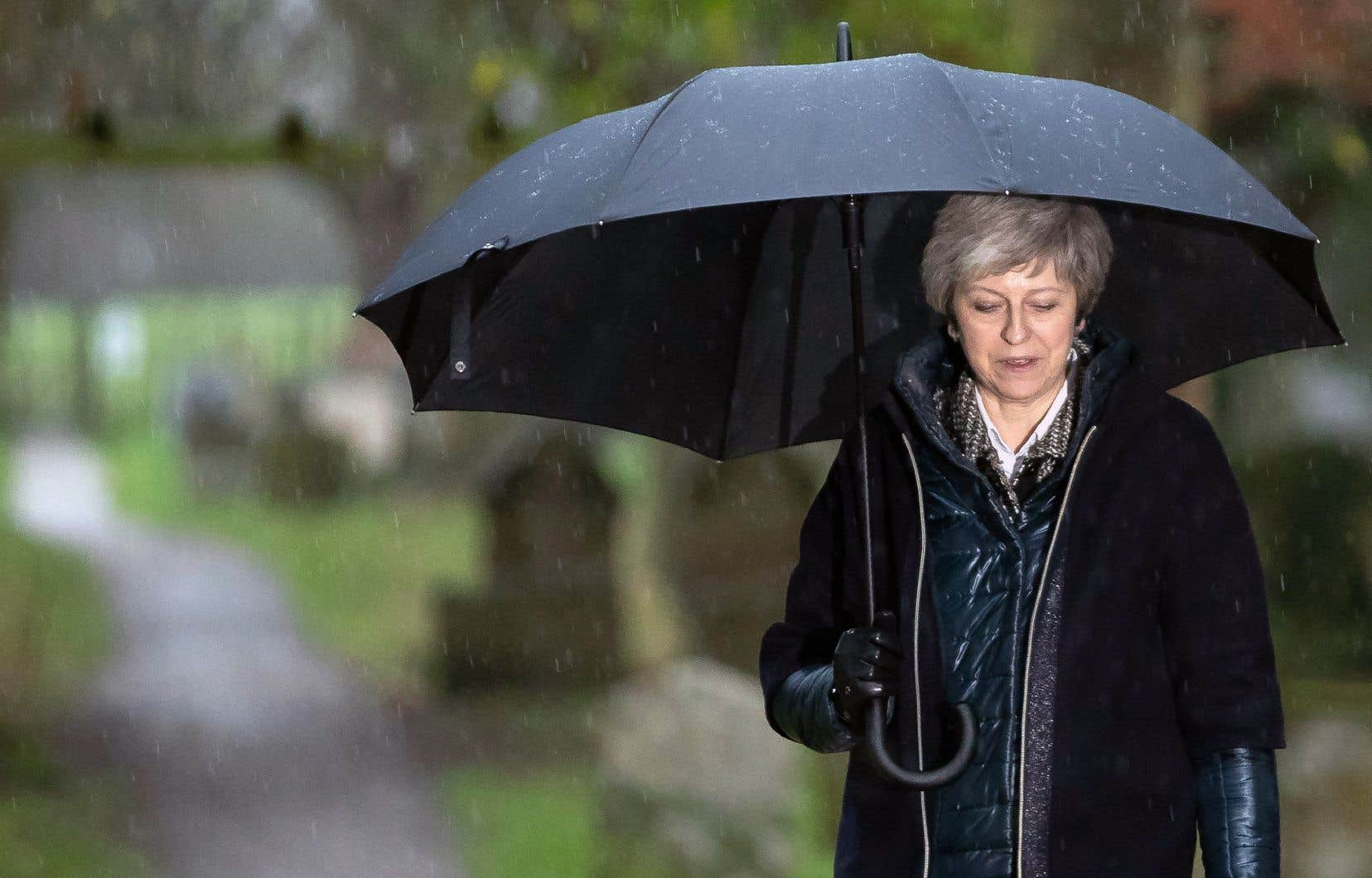 Theresa May veut entrer dans l'histoire en tant que première ministre qui a su faire sortir le Royaume-Uni de l'Union européenne.