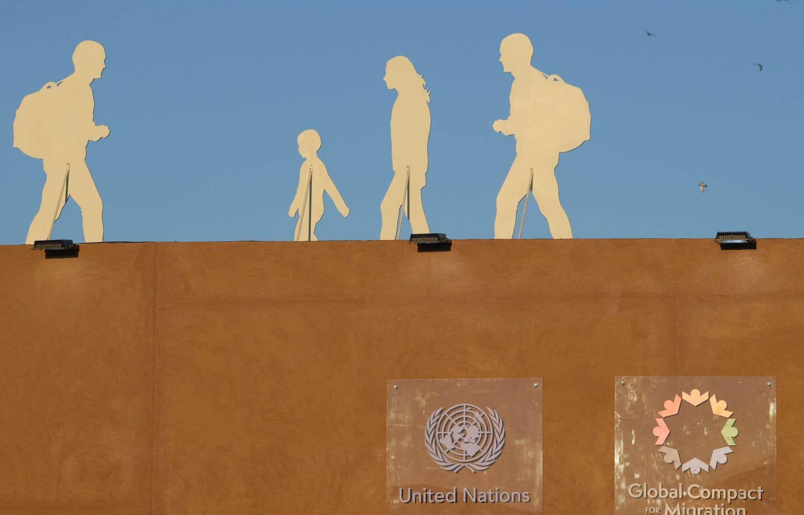 Il y a environ 258millions de personnes en mobilité et de migrants dans le monde, soit 3,4% de la population mondiale.