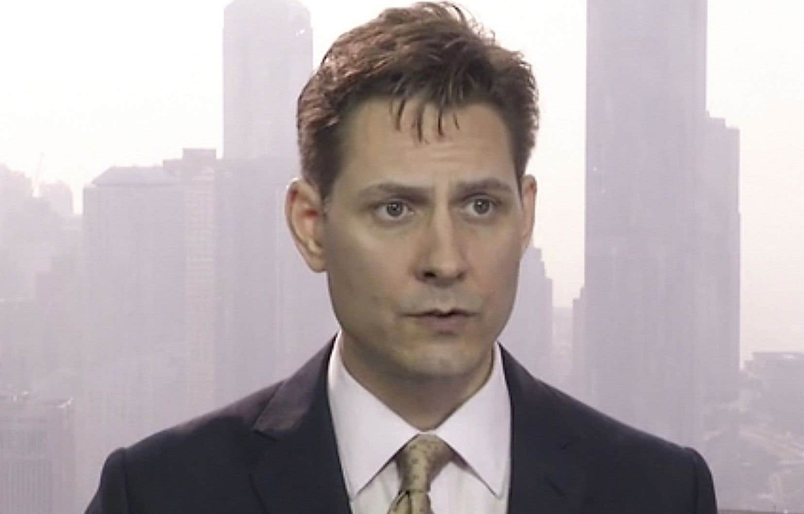 Michael Kovrig a été vice-consul au consulat canadien de Pékin, de 2014 à 2016.