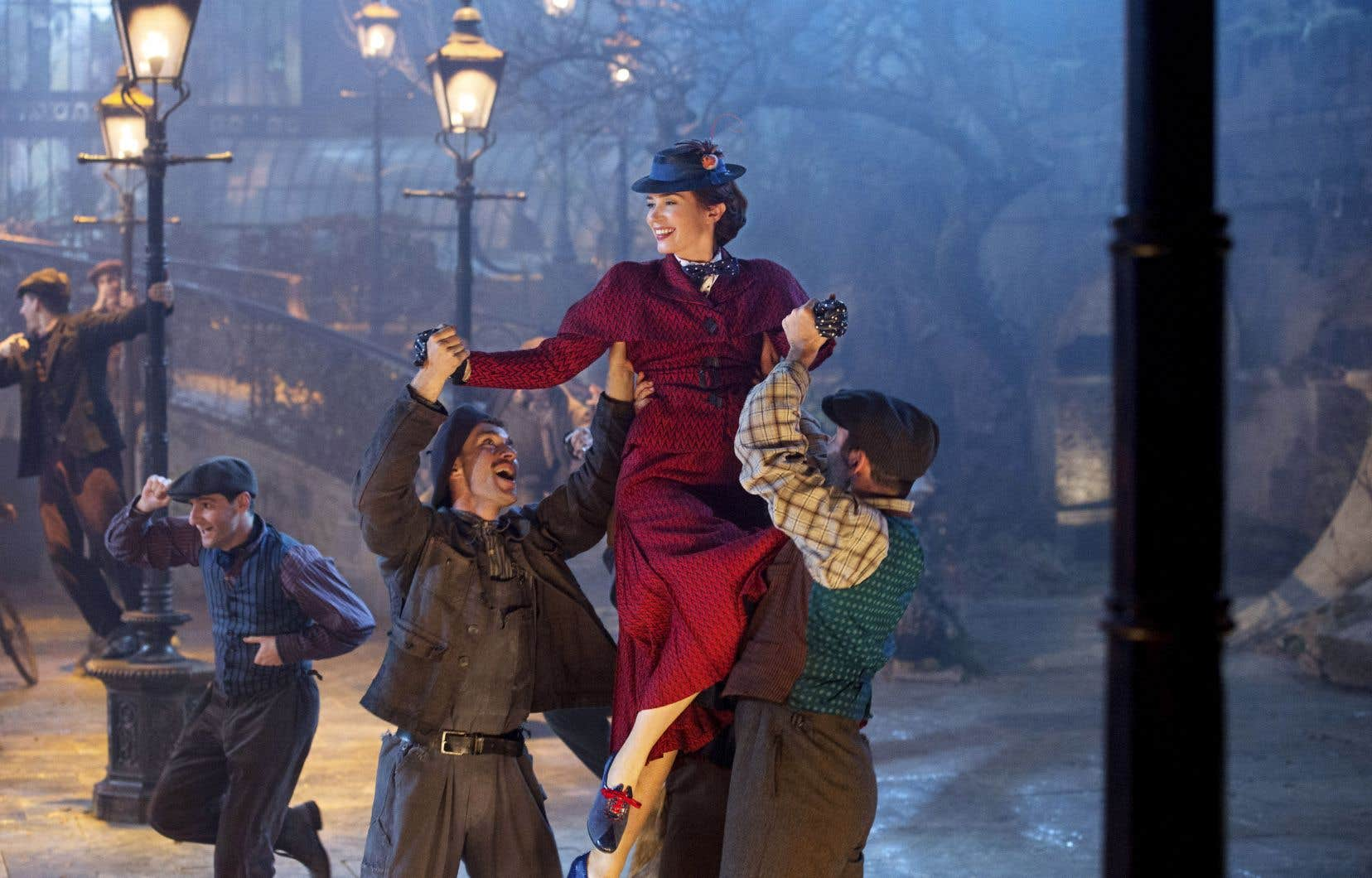 Cette plus récente mouture du populaire film n'offre pas tant de nouveaux personnages que des variations des modèles originaux.
