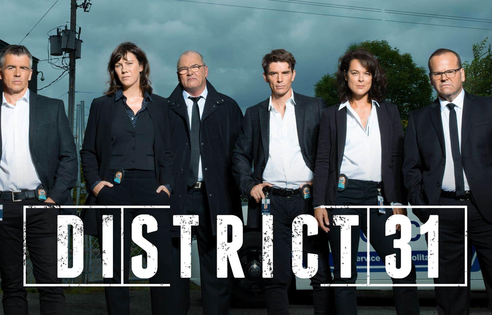 «Alors qu'ils avaient la chance d'aborder ces enjeux de manière novatrice et sensible, deux épisodes de la télésérie «District 31» ont plutôt véhiculé de fausses informations sur le droit criminel applicable à la non-divulgation de la séropositivité», croit l'auteure.
